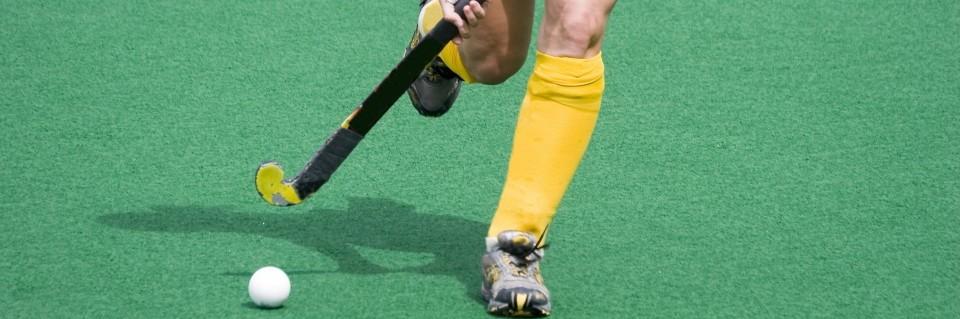 Contactlenzen en hockey