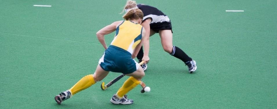 hockey en contactlenzen